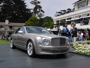 Bentley Mulsanne Бентлі