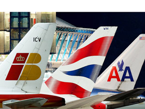 British Airways, Iberia, Americаn Airlines