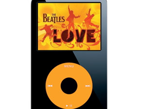 The Beatles iTunes, iPod