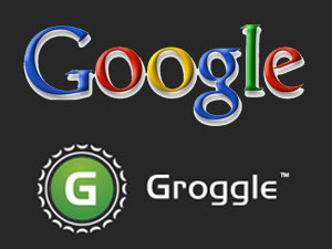 Groggle vs Google