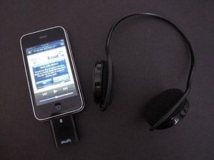 Bluetooth Wi-Gear iPhone, Apple, навушники