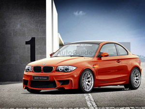 BMW 1-Series - M Coupe