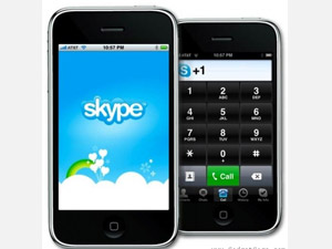 Skype Apple iPhone