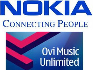 Ovi Music Unlimited Nokia