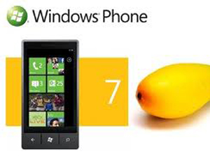 Mango Windows Phone 7
