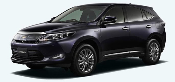 Toyota-Harrier_1