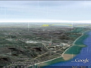 Google Earth з погодою